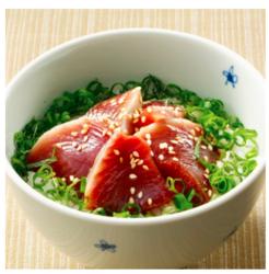 【シル レシピ×旬のヘルシー時短レシピ】かつおのづけ丼[373kcal/15分]