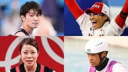 「東京五輪レジェンド4人」メダルよりも凄い名言 体操・内村、ソフト・上野らのコメントから学ぶ