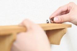 【無印良品】壁に付けられる家具を使えば、賃貸物件でも壁掛け収納ができる!
