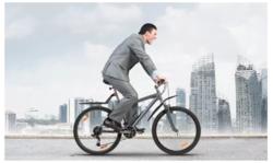 アタマが冴える? はたらく? 自転車運動後の変化。