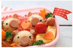 簡単! 便利! 毎日のお弁当を可愛く盛り付ける「デコ弁グッズ」5選
